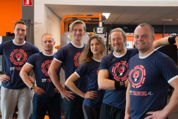 Team EPT Personal Training Haarlem