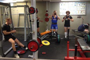 NK Powerlifting 15-6-2014